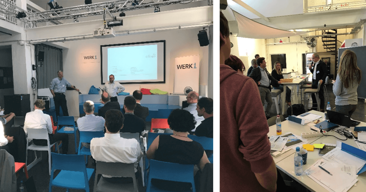 InsurTech Hub Munich and Versicherungsforen Leipzig take up event series at Werk1