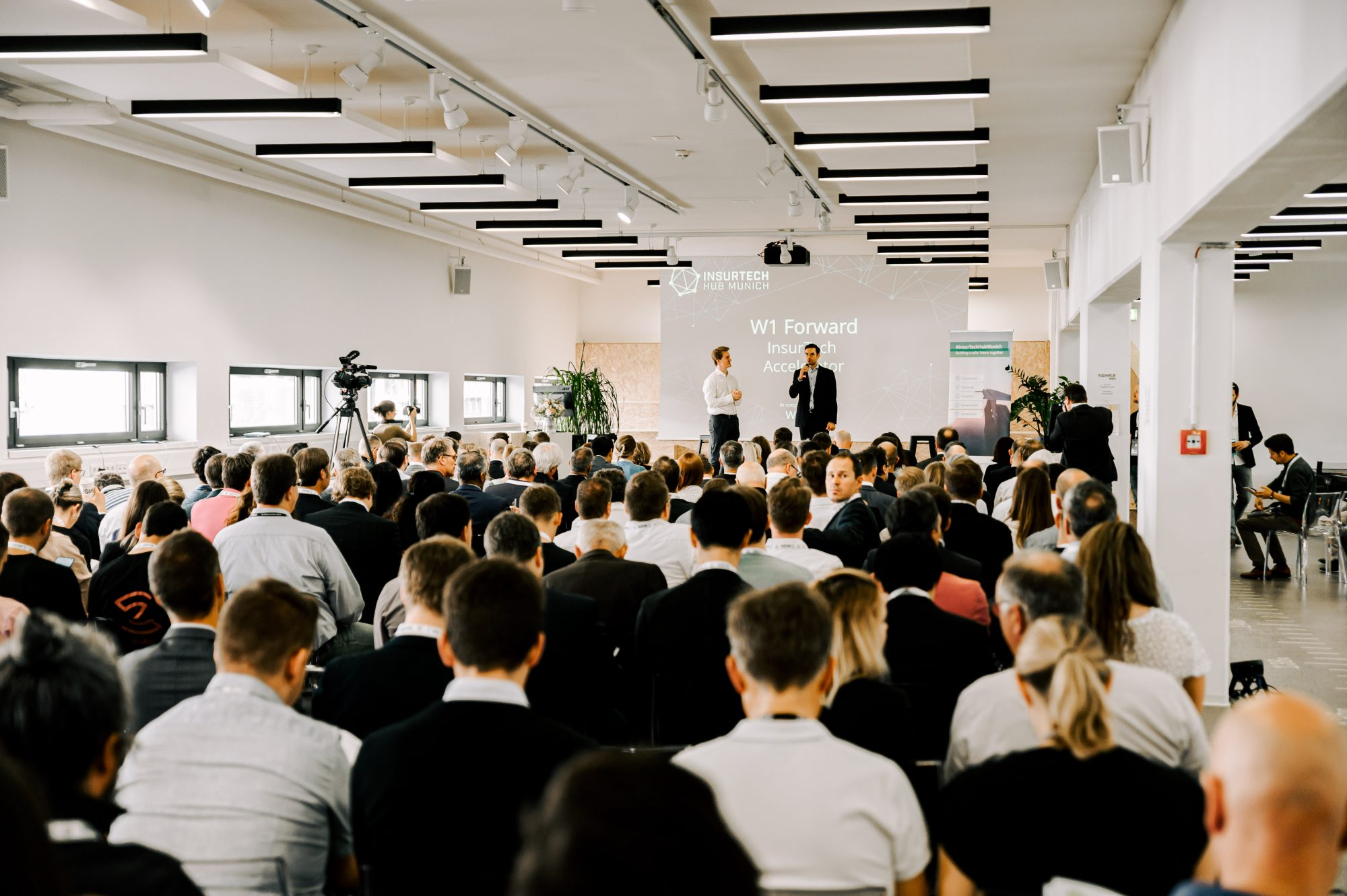 Pitch perfect: W1 Forward Insurtech Accelerator Demo Day established as a not-to-miss event for the insurance industry