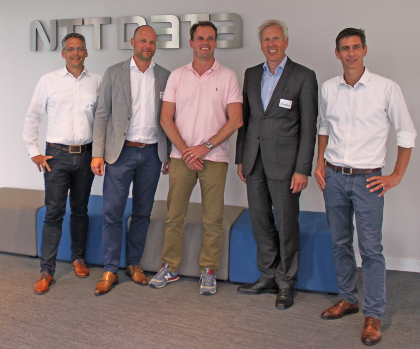 NTT DATA and InsurTech Hub Munich Enter into a Strategic Partnership